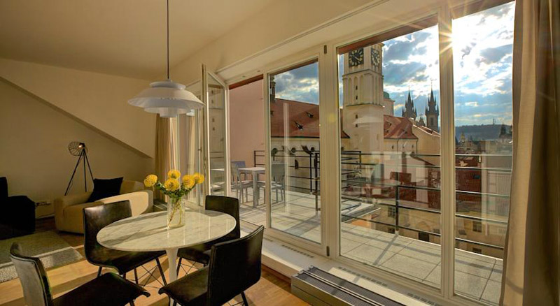 Rybna 9 Apartments In The Heart Of Prague