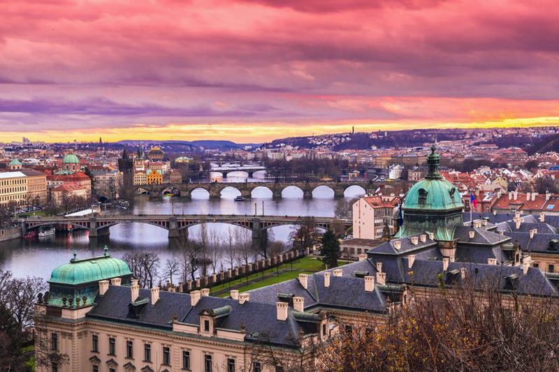 Prague is One of the Top 25 Tourist Destinations