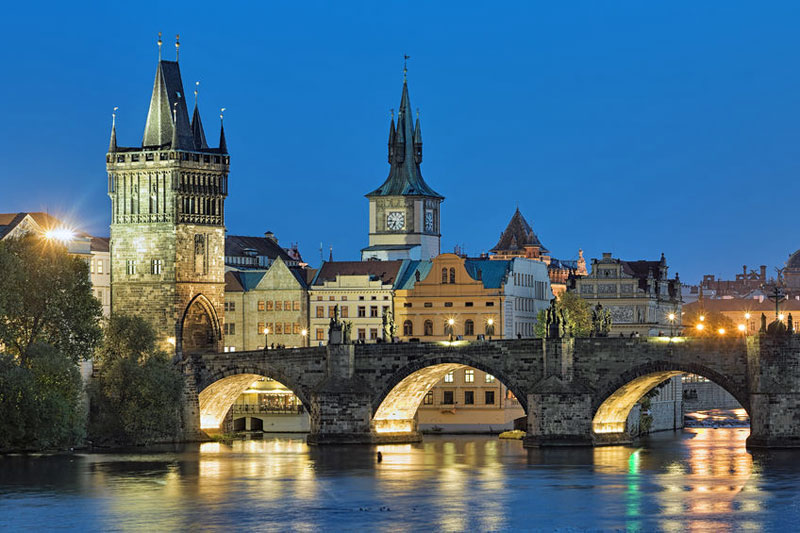 How To Cancel Uber >> Charles Bridge in Prague: Facts, History, Legends & Statues – PragueGO