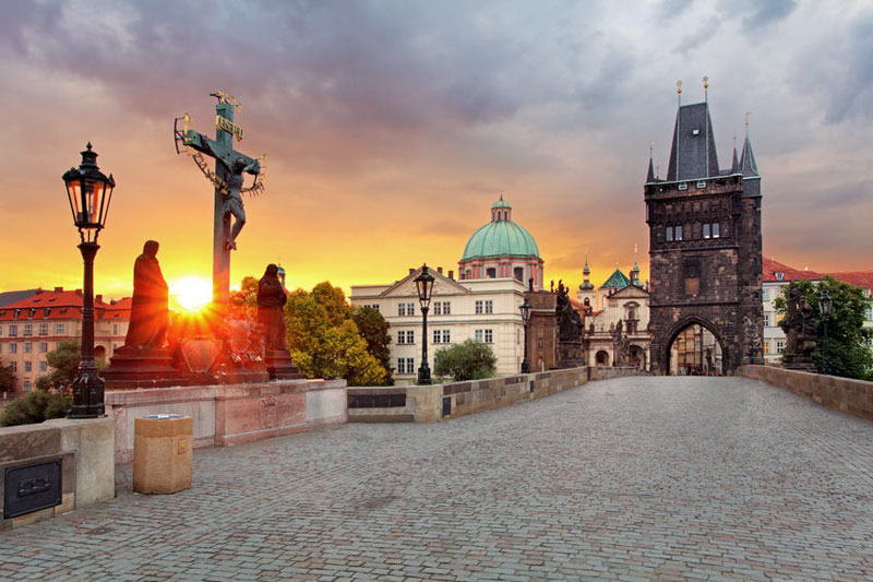 Prague The Capital City Of The Czech Republic By Locals
