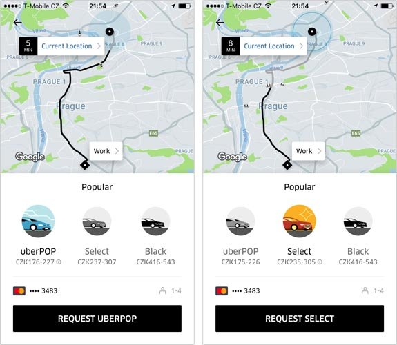 Uber Rate Quote >> Uber In Prague Czech Republic 7 Things To Know In 2019