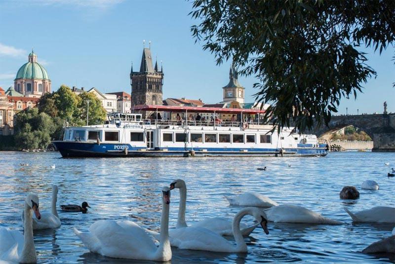 Vltava River Cruise Dinner Praguego