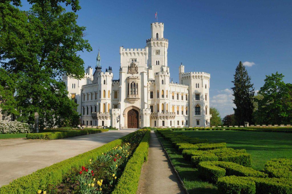 Castles, castles, castles!